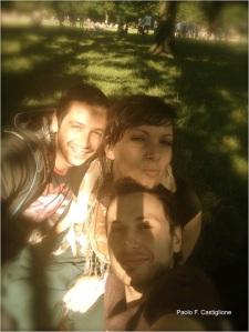 Antonio, Natalia e me