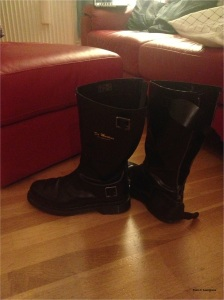 My Dr Martens boots