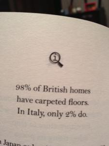 "From my book ""1227 facts to blow your socks off"""