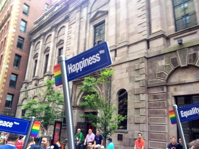 Boston Gay Pride, giugno 2014