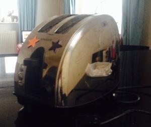 My toaster